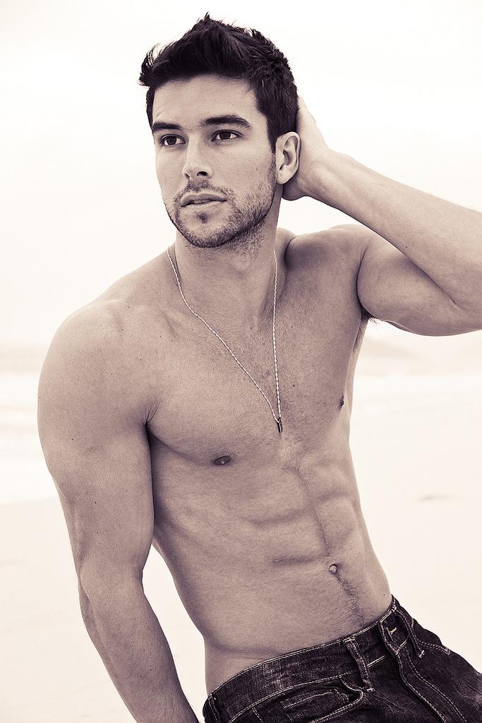 Male Beauty Photos: Male Beauty Brazilian Male Model Bernado Velasco ...