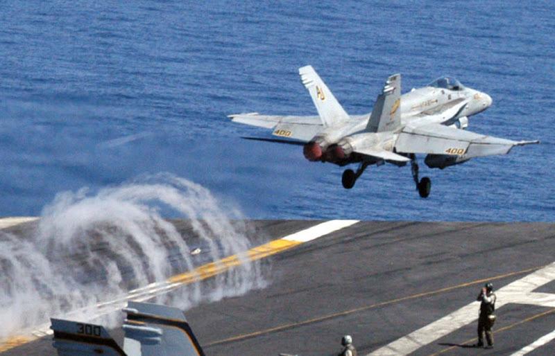 F/A-18 Hornet All-weather Aircraft