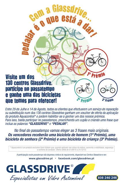 Glassdrive dá prémios na Volta a Portugal em bicicleta