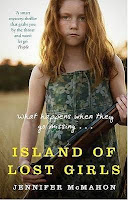Island of Lost Girls by Jennifer McMahon book cover