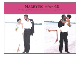 Marrying over 40