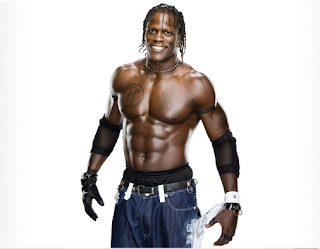R-truth wrestling muscle