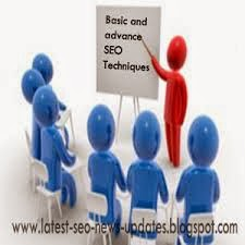 basic and advance seo