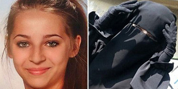 Australian Teen who joined Isis used as sex slave