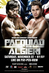 Who wins the HBO PPV showdown in China between Manny Pacquiao and Chris Algieri in Macau?