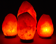 Attached At The Nip: Himalayan Salt Lamp Review