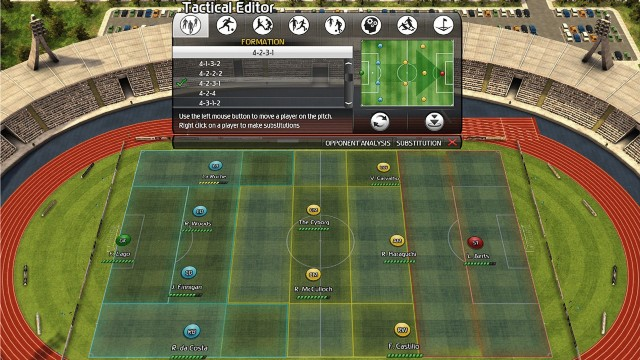 Lords of Football PC Games Screenshots