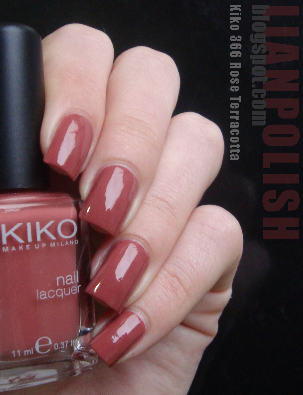 Kiko 366 Rose Terracotta