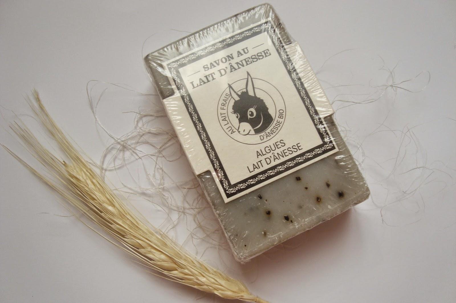 Mydlarnia u Franciszka - Mydło marsylskie z oślim mlekiem i algami