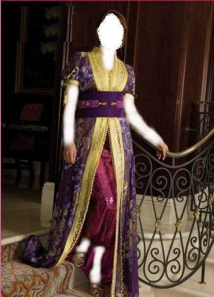 العروس المغربية