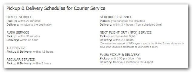 Courier Connection