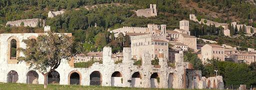 Appunti  dall'Umbria - Assisi, Gubbio, Perugia e dintorni