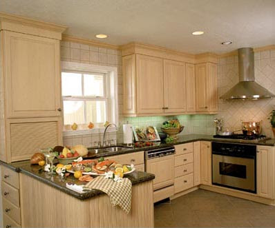 Traditional Wood Kitchen Design Ideas