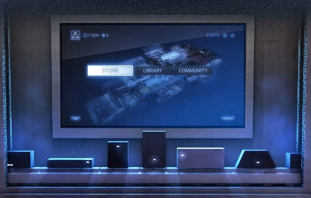 Steam Machine specifications revealed