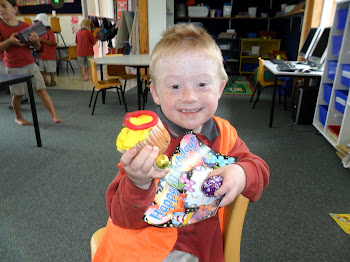 BIRTHDAY BOY FOR APRIL - LOGAN BURGESS