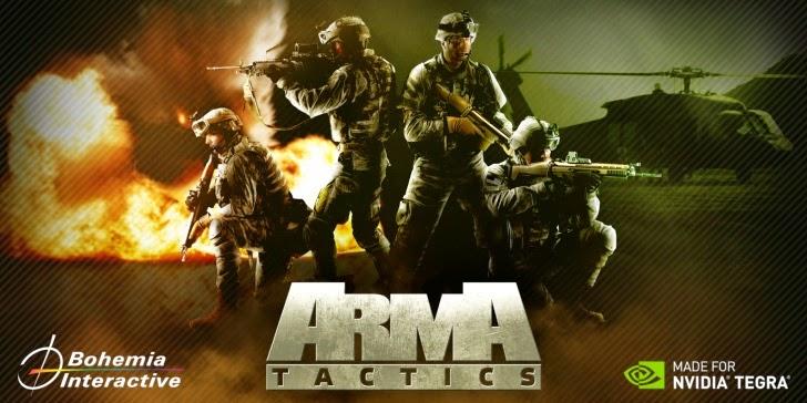 Arma Tactics THD v1.2159 (APK+OBB) (Mod) (Android) (UL/ZS)