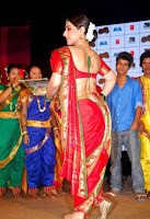 vidya balan hot in saree photos