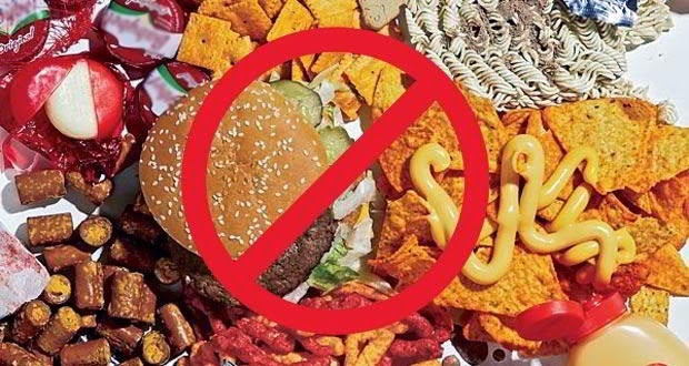 wrong food