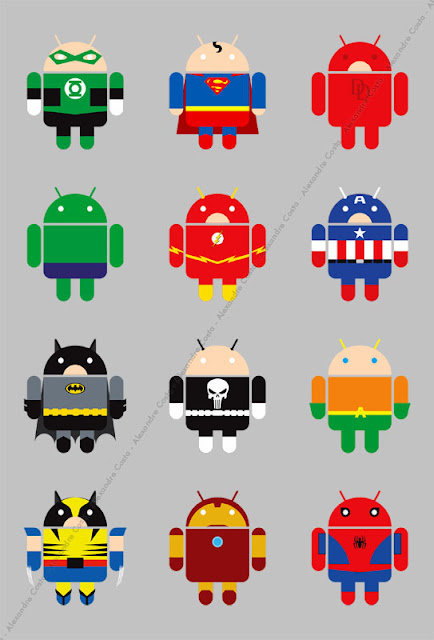 Android Heroes