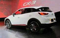 mobil mazda cx-3 2016, spesifikasi terlengkap