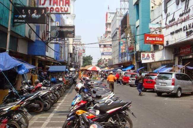 Jalan Dalem Kaum Bandung