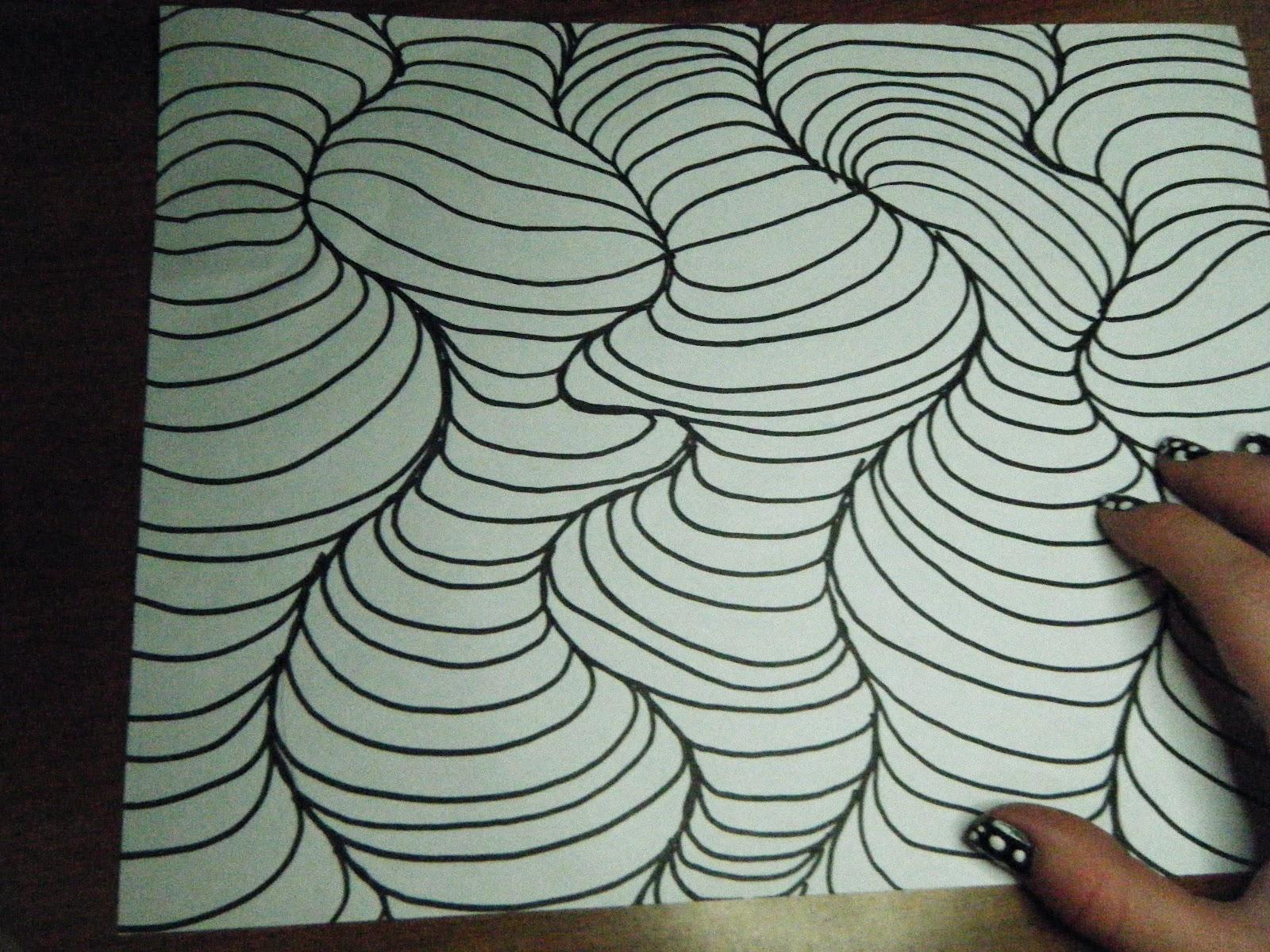 foto de Artes Visuales: Dibujo Psicodélico