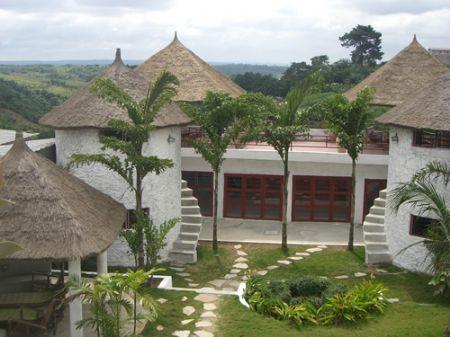 Abidjan gourmand le blog r sidences h teli res maisons d for Abidjan location maison