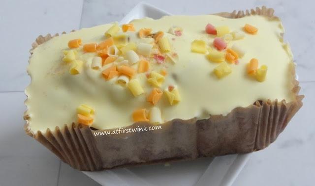 AH lemon fudge cake