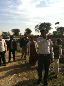 Field Visit By Trainees During Training Session