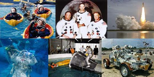 cara nasa latih astronot