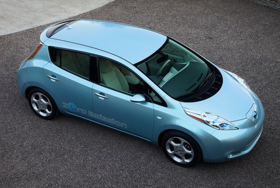 nissan leaf prices set to fall electric vehicle news. Black Bedroom Furniture Sets. Home Design Ideas