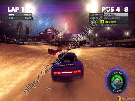 Free Download Games - DiRT Showdown