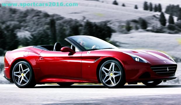 2016 Ferrari California Price