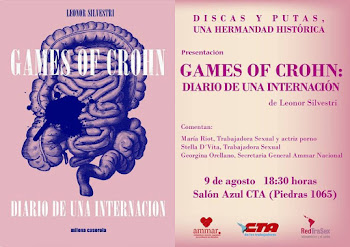 Games of Crohn en Ammar CTA