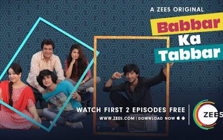 Poster Of Babbar Ka Tabbar Season 01 2018 Watch Online Free Download