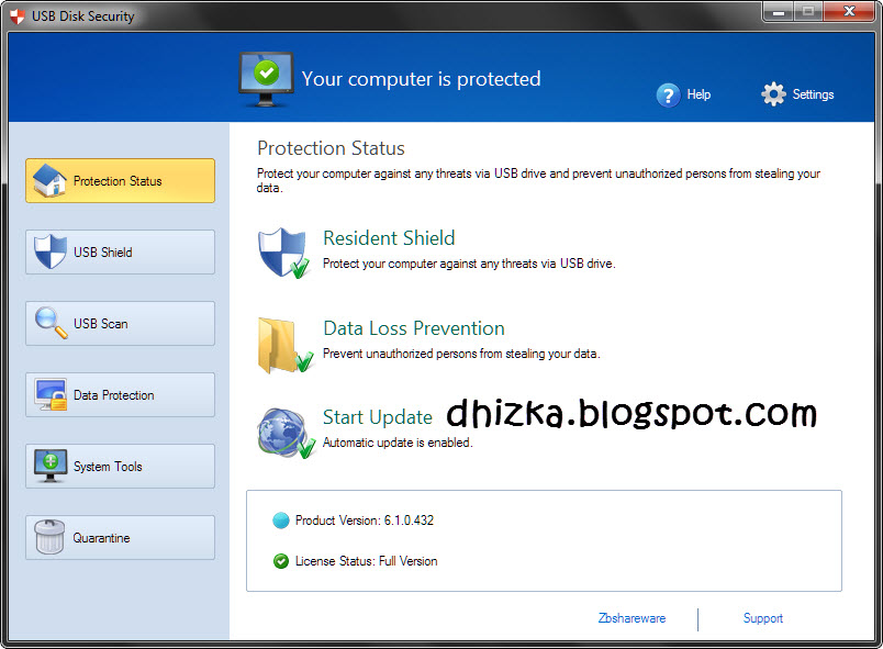 usb disk security free download full version with key