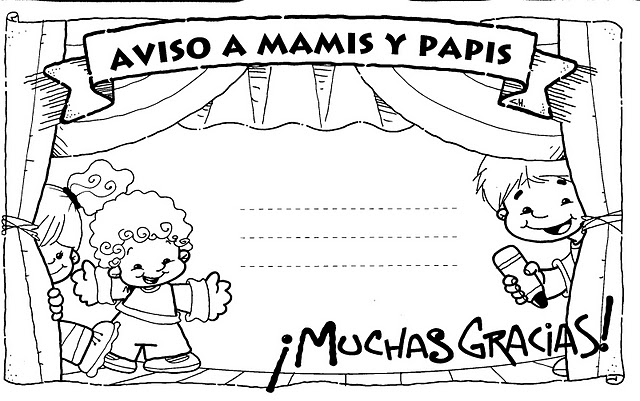 Notas De Escuela Para Padres