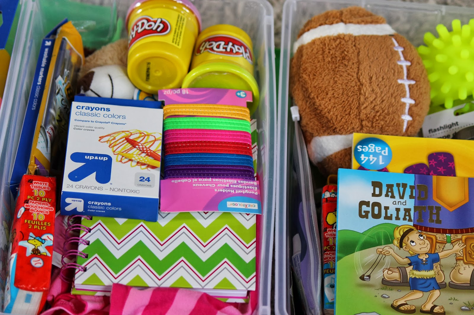Operation Christmas Child Boxes on a Budget | Save Money Live Joyfully