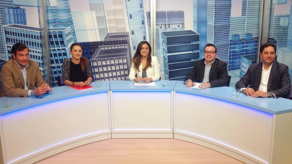 Debate televisado en Información TV