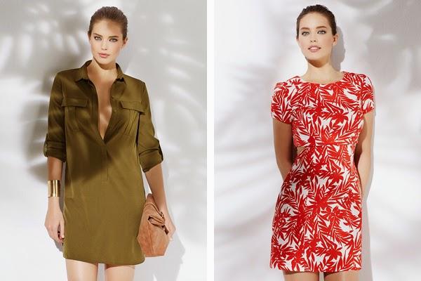 moda mujer primavera verano 2015 Suiteblanco