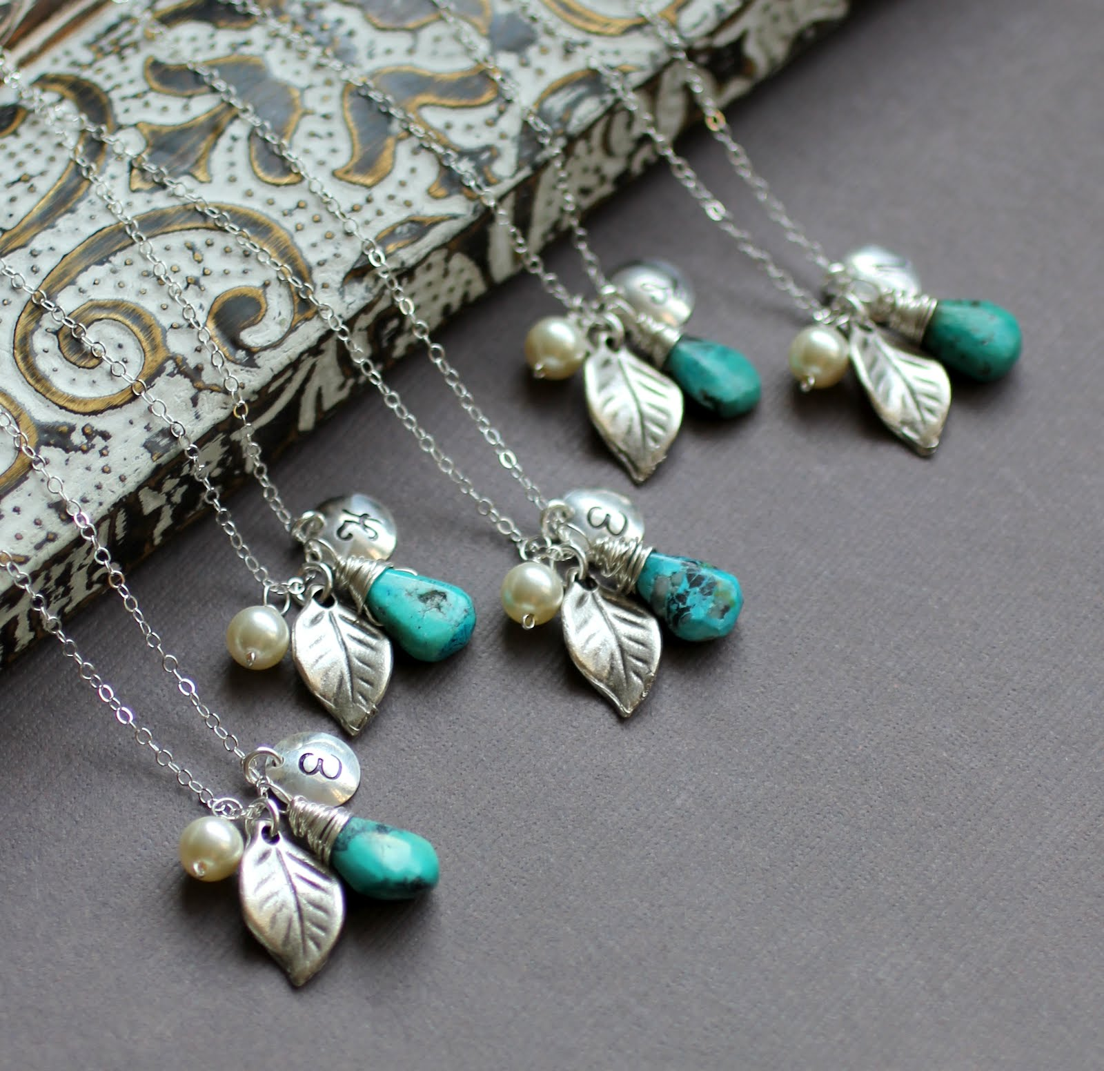 Nature Inspired Handcrafted Jewelry: Personalized