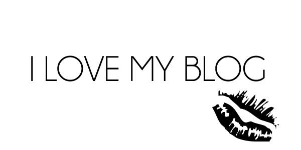 I love my blog! + Wyniki wakacyjnego rozdania