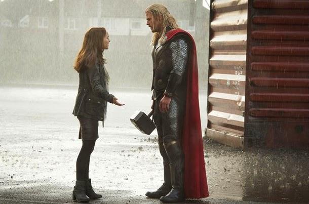 Natalie Portman y Chris Hemsworth vuelven en Thor: el Mundo Oscuro