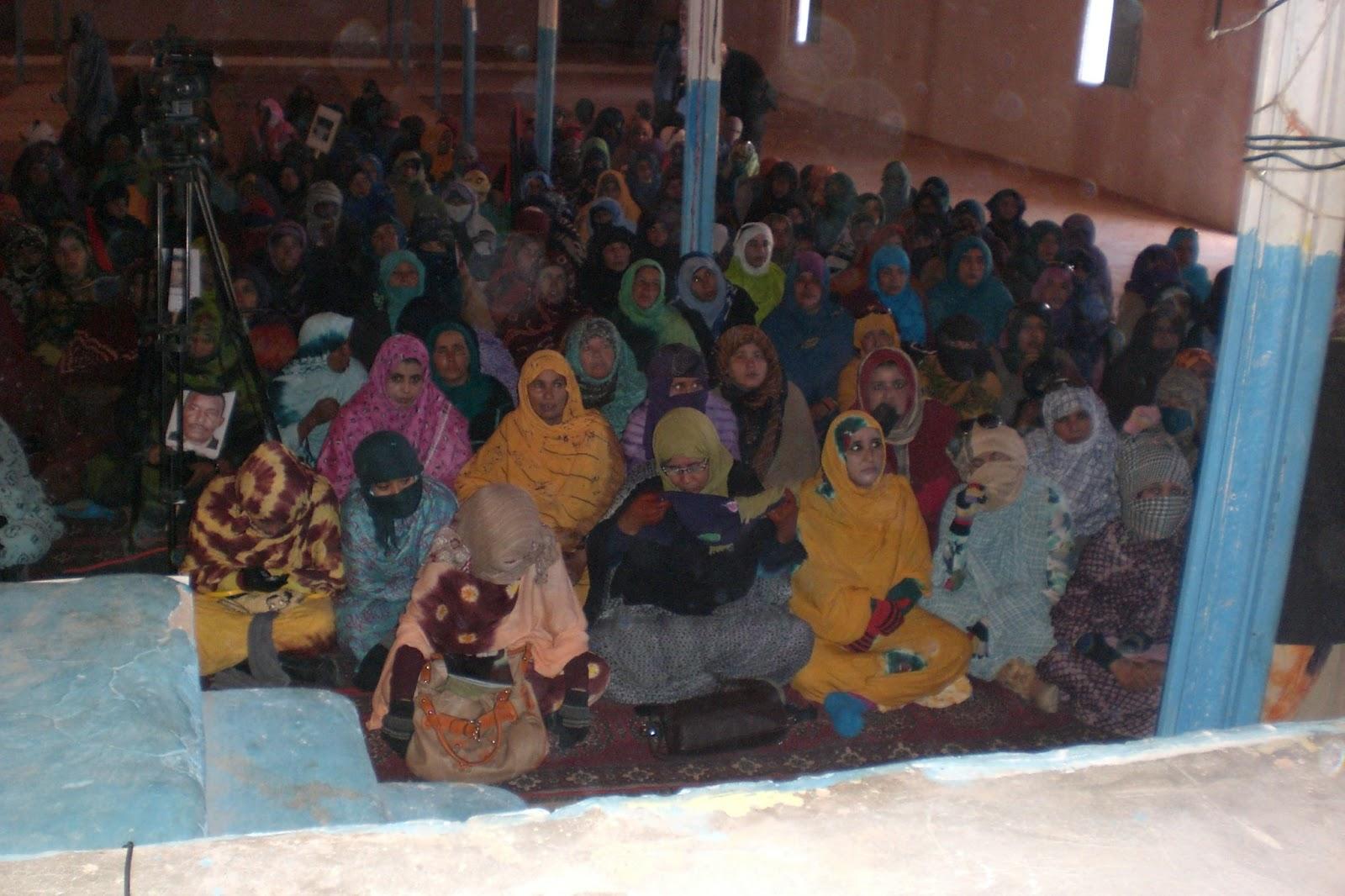Las Mujeres Saharauis1600