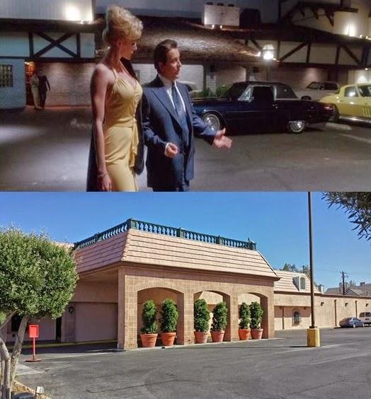 casino movie locations las vegas