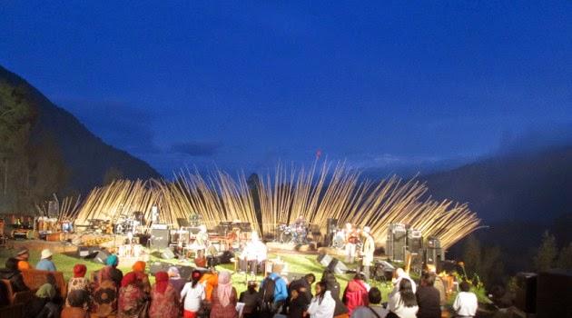 paket wisata bromo, jazz gunung 2014