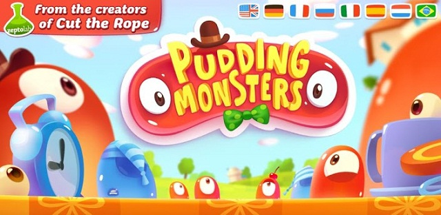 Pudding Monster Android