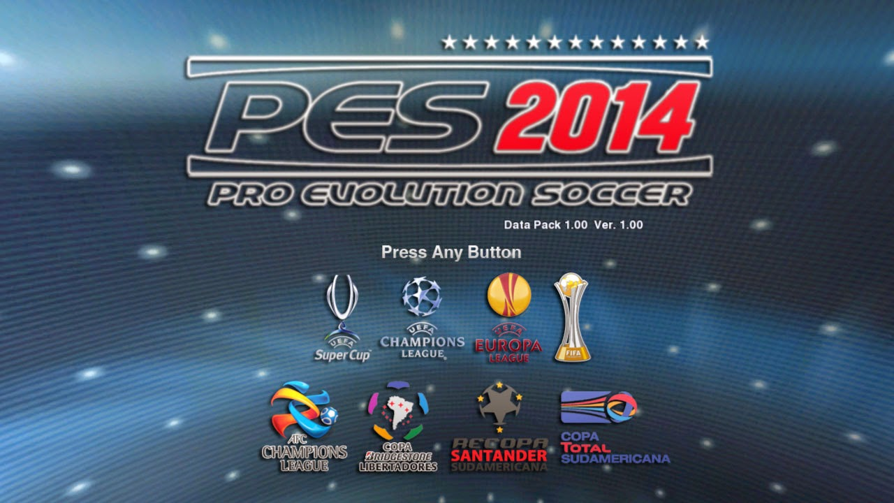 Download patch 4.4 PES 2014