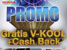 Promo Mobil Honda Palembang
