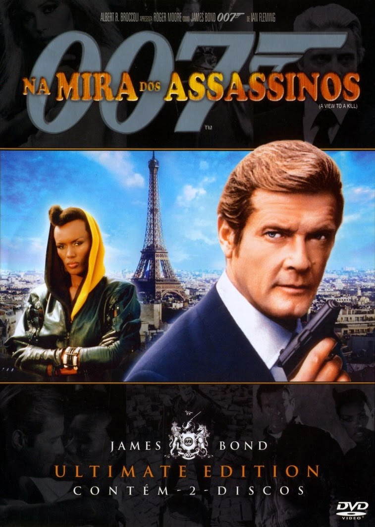 007: Na Mira dos Assassinos – Dublado (1985)